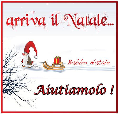 babbo natale help 500