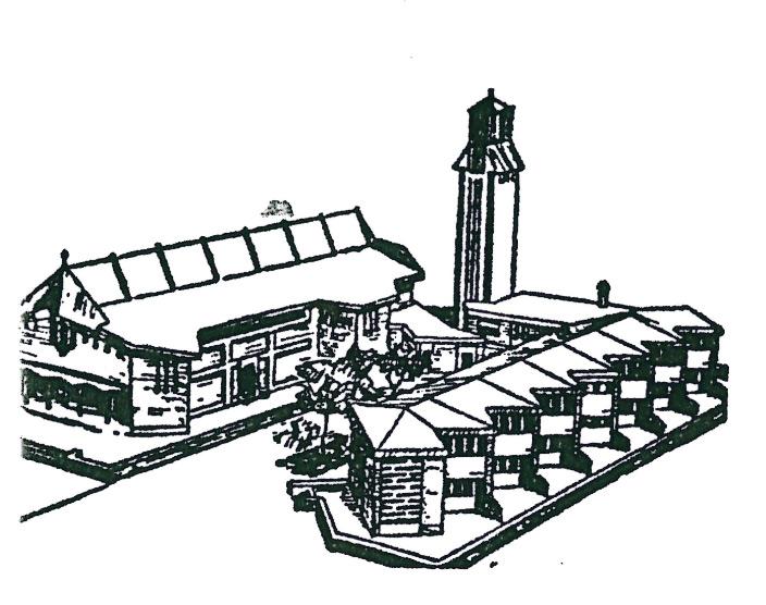 chiesa nuova disegno