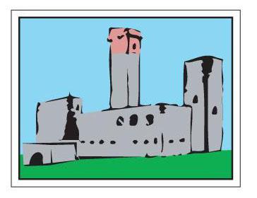 cir8 castello singolo
