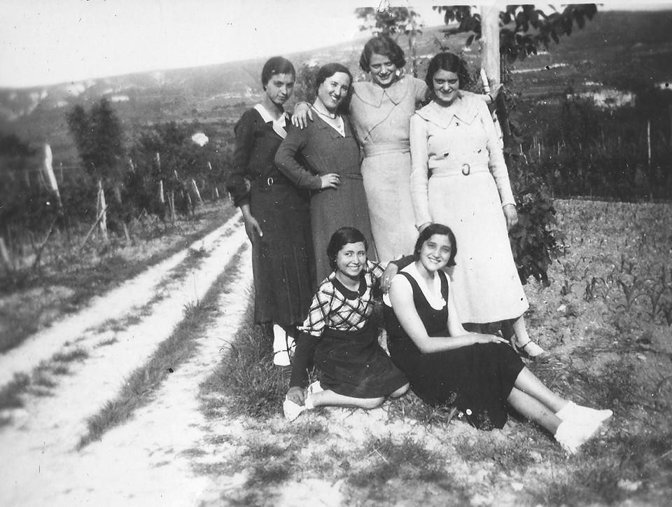 le ragazze di montorio 1938