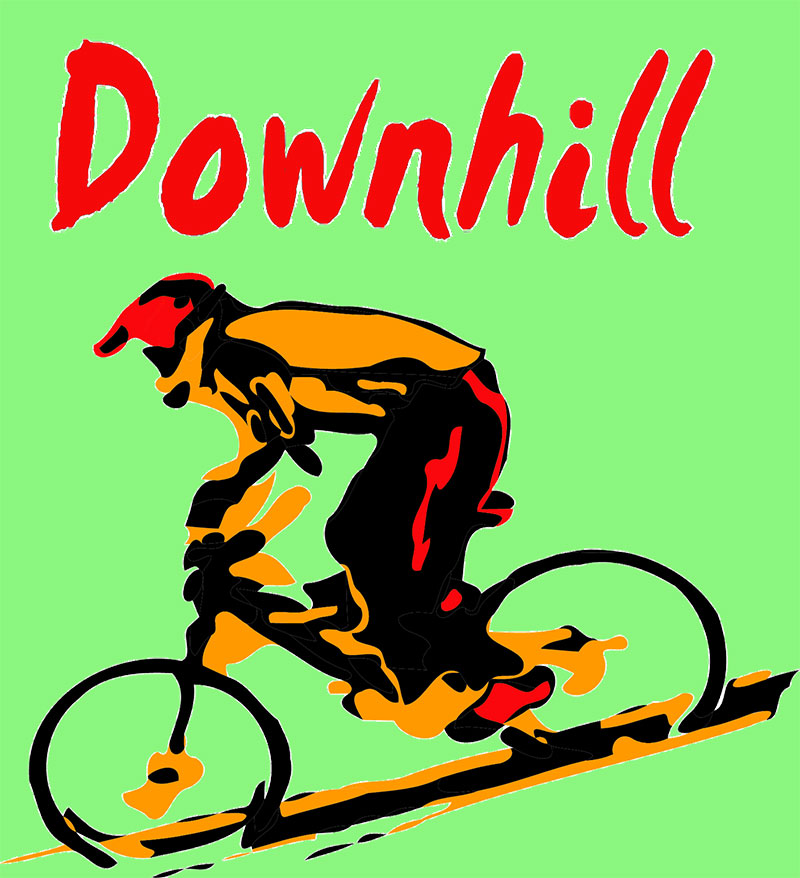 Downhill mos