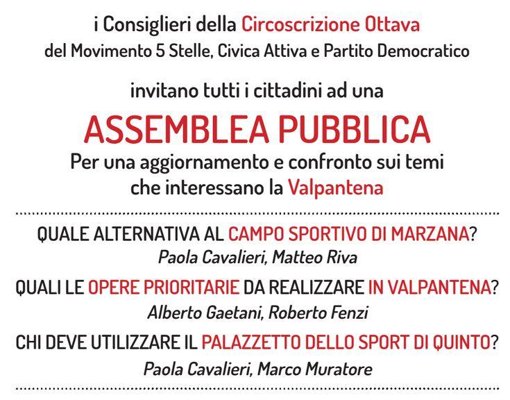 assemblea pubblica opere valpantena mos