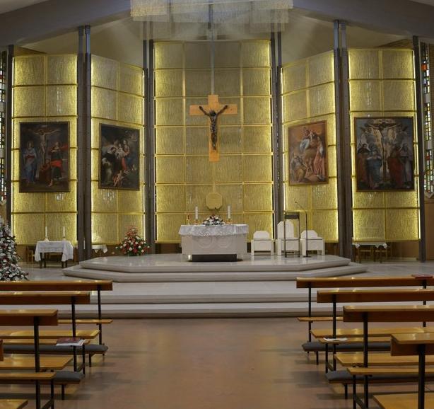 chiesa montorio
