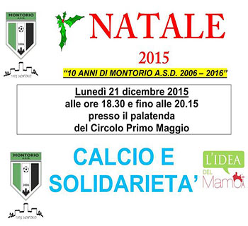 natale montorio calcio 2015 mos