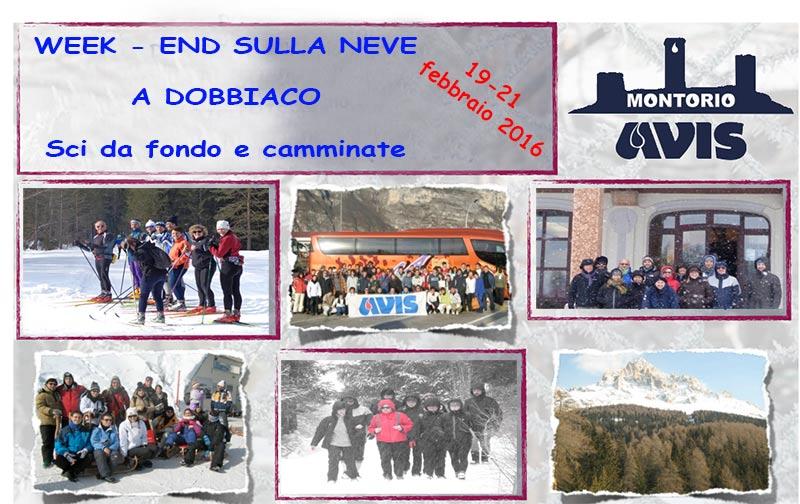 Week – end AVIS sulla neve @ Dobbiaco | Dobbiaco | Trentino-Alto Adige | Italia