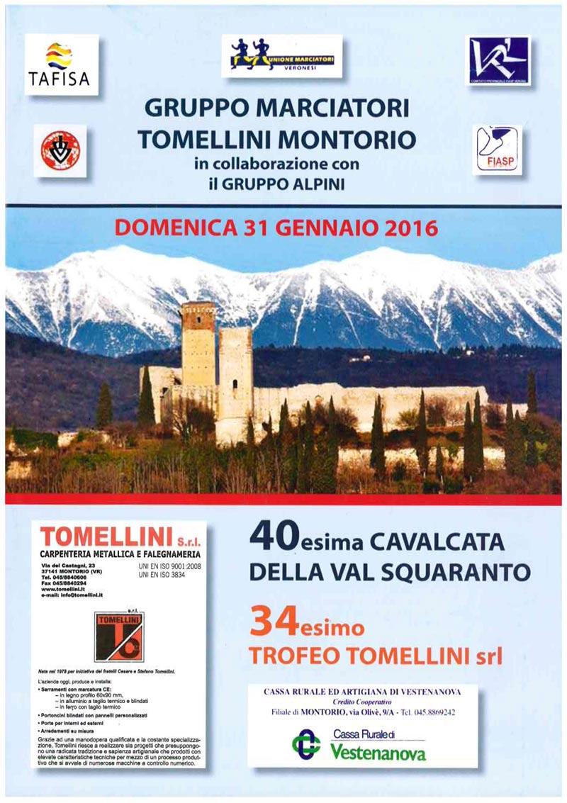 Unione Marciatori Veronesi Calendario.Cavalcata Della Val Squaranto 2016 Www Montorioveronese It
