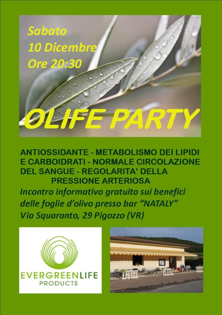 Olife party @ Pigozzo | Veneto | Italia