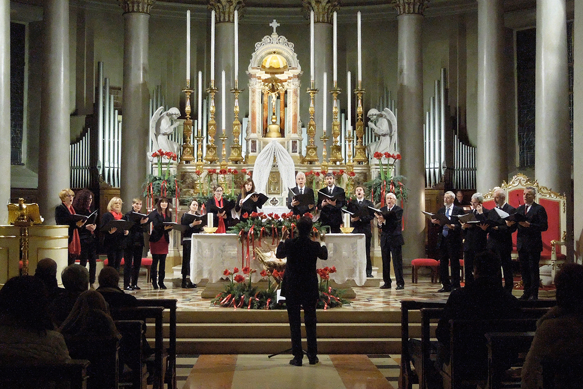 Ensemble antica pieve reportage natalizio www for Casa di cura santa maria del pozzo
