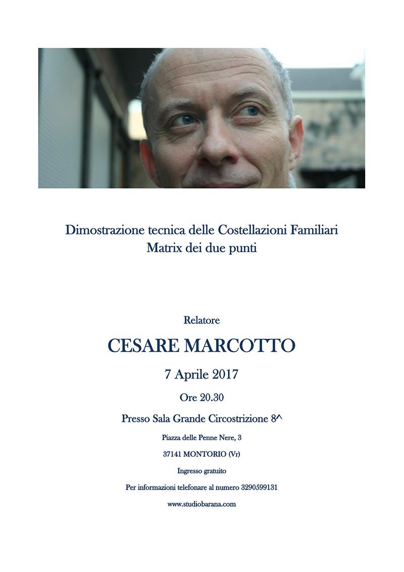 Dimostrazione tecnica delle Costellazioni Familiari - Matrix dei due punti @ Montorio Veronese | Montorio | Veneto | Italia