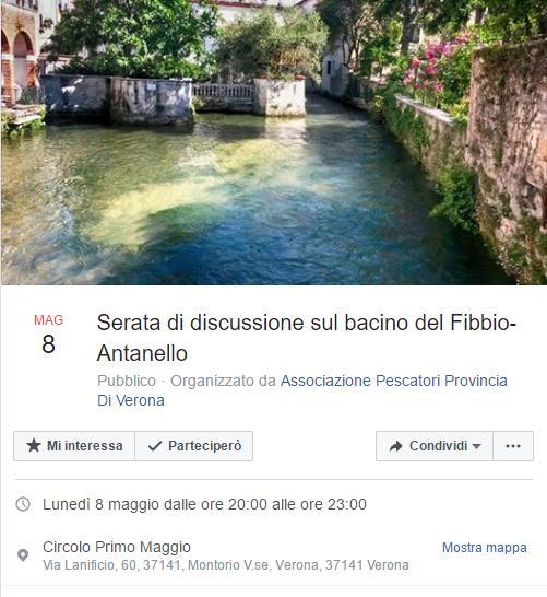 APPV: non c'è acqua nei fossati - Serata di discussione @ Circolo I° Maggio | Montorio | Veneto | Italia