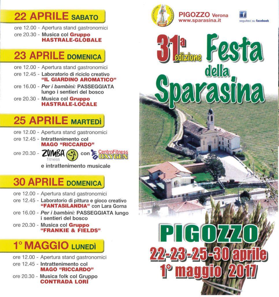Festa della Sparasina @ Pigozzo Valsquaranto | Veneto | Italia