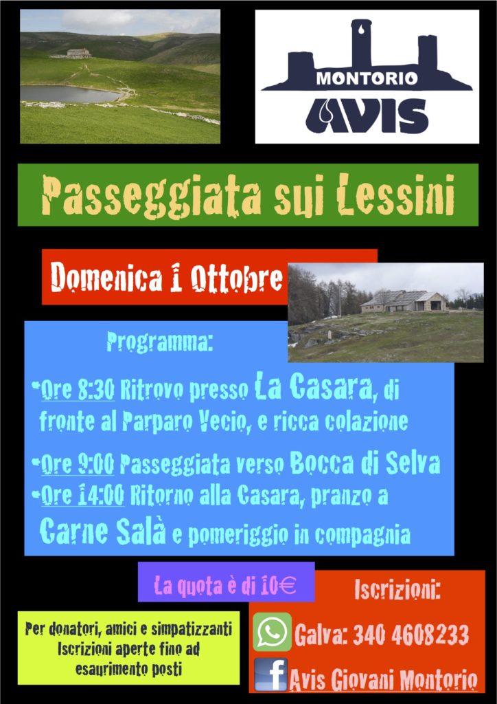 Passeggiata Avis Montorio in Lessinia @ La Casara al Parparo Vecchio | Roverè Veronese | Veneto | Italia