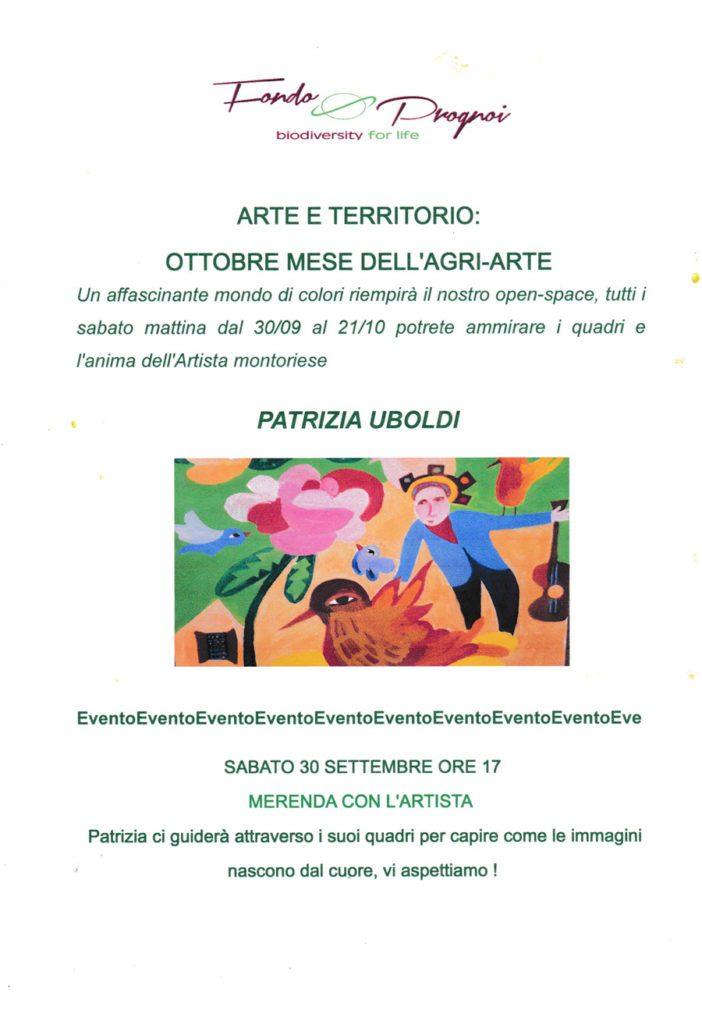 Arte e Territorio - Merenda con l'artista @ Fondo Prognoi | Veneto | Italia