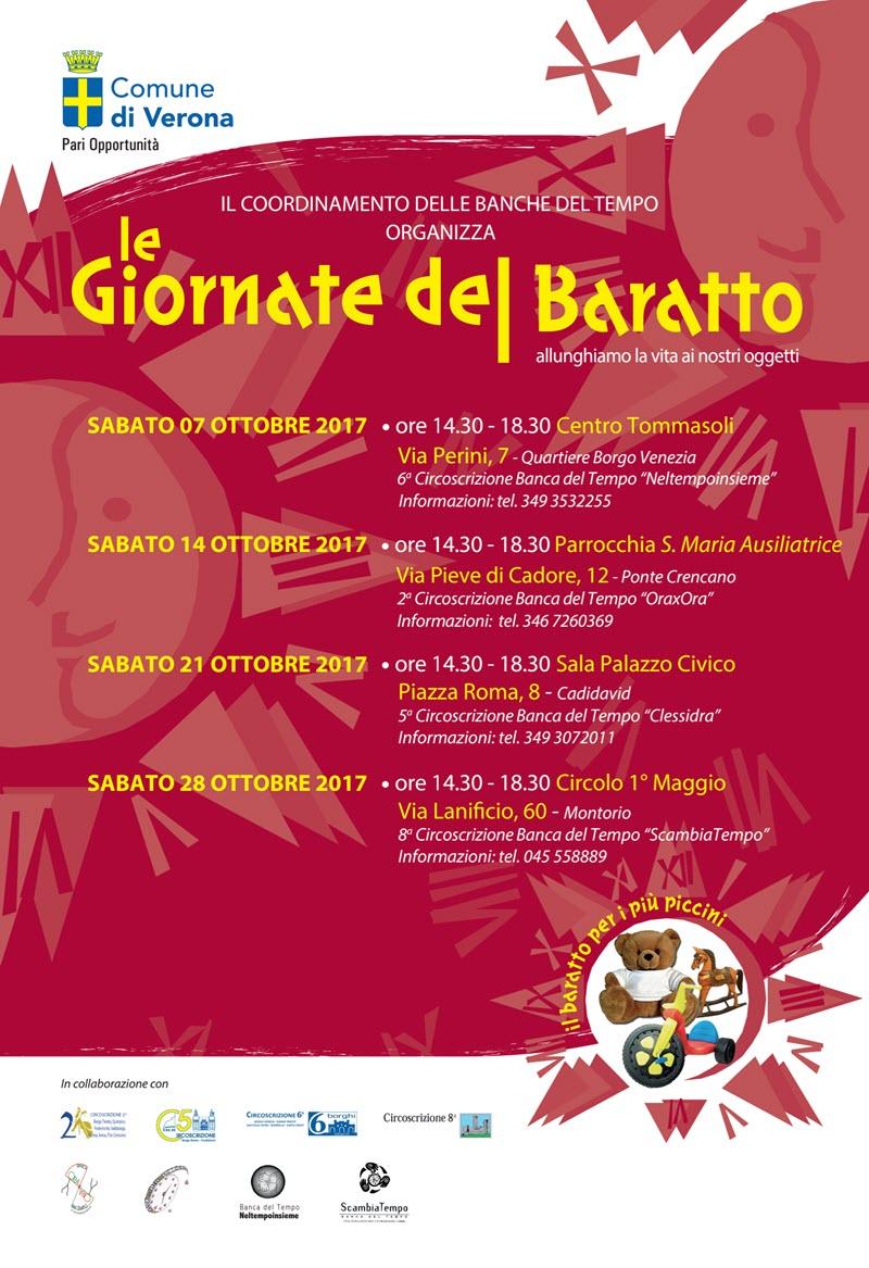 Il Baratto al Circolo I° Maggio @ Circolo I° Maggio | Montorio | Veneto | Italia