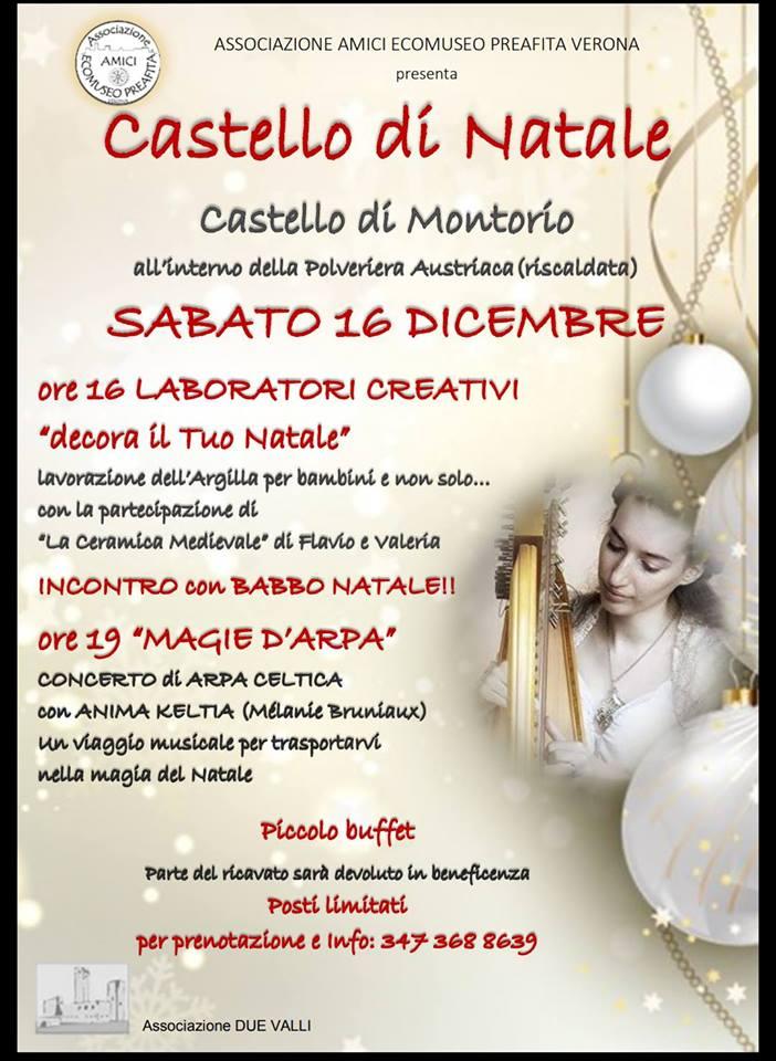 Castello di Natale @ Castello di Montorio | Verona | Veneto | Italia