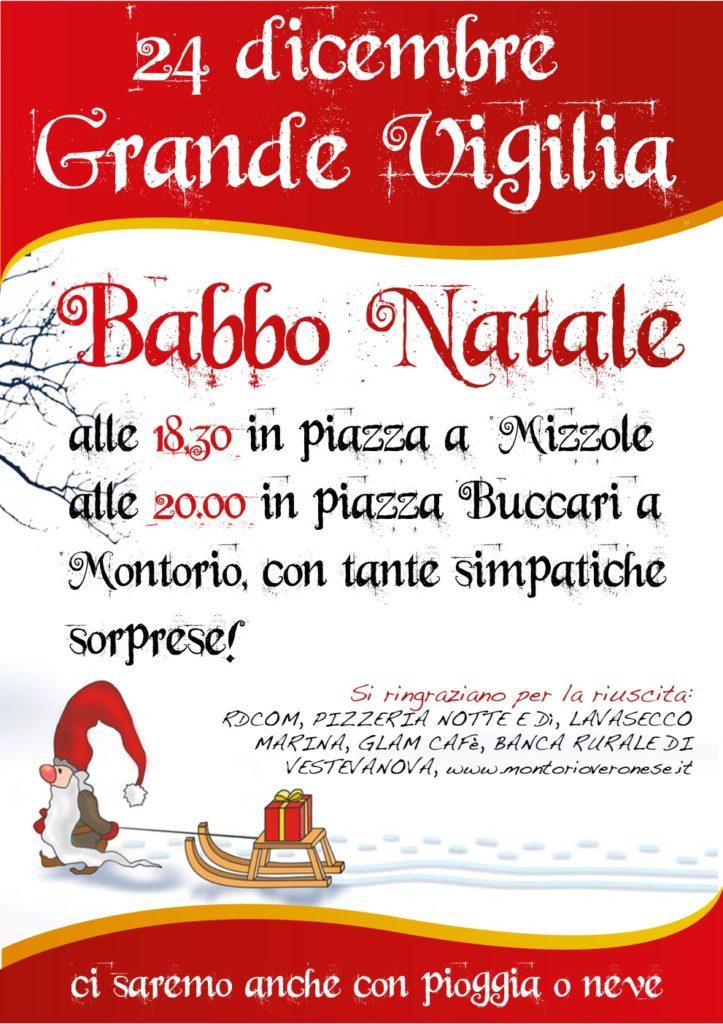 Babbo Natale a Mizzole @ Mizzole | Mizzole | Veneto | Italia