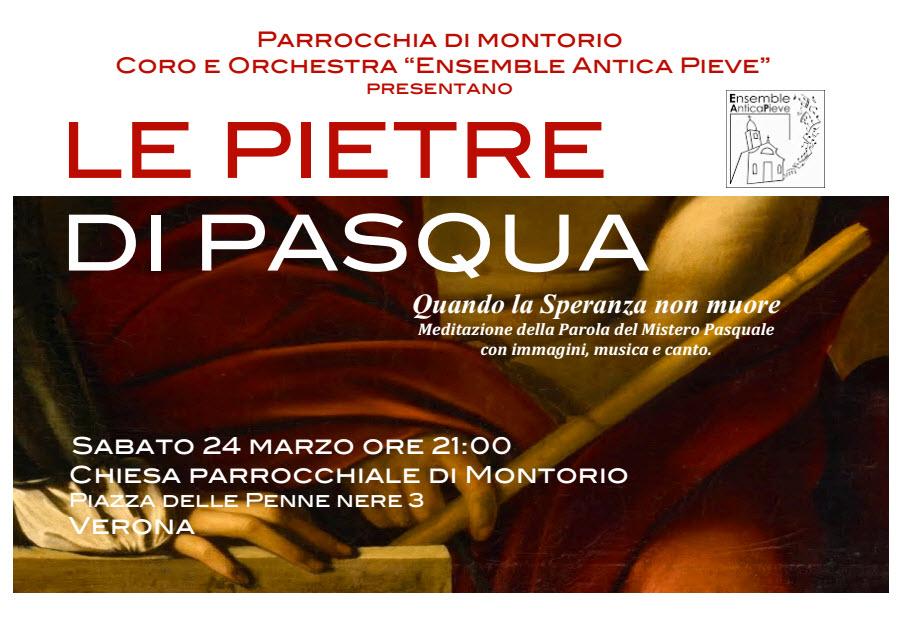 Ensemble Antica Pieve - Le Pietre di Pasqua @ Chiesa Parrocchiale di Montorio | Montorio | Veneto | Italia