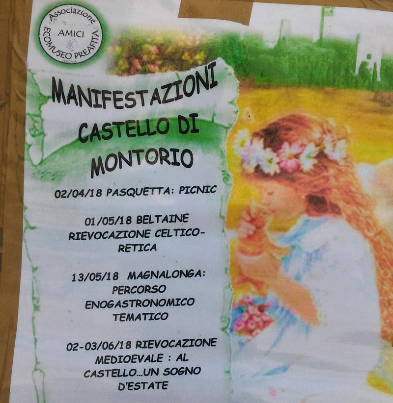 Rievocazione medioevale al Castello di Montorio @ Castello di Montorio | Verona | Veneto | Italia