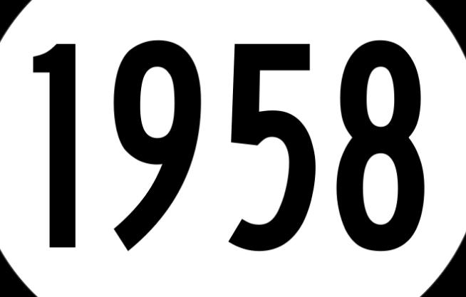 Gita di Classe 1958