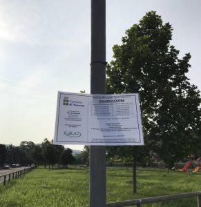 Disinfestazione zanzare nei parchi di Montorio