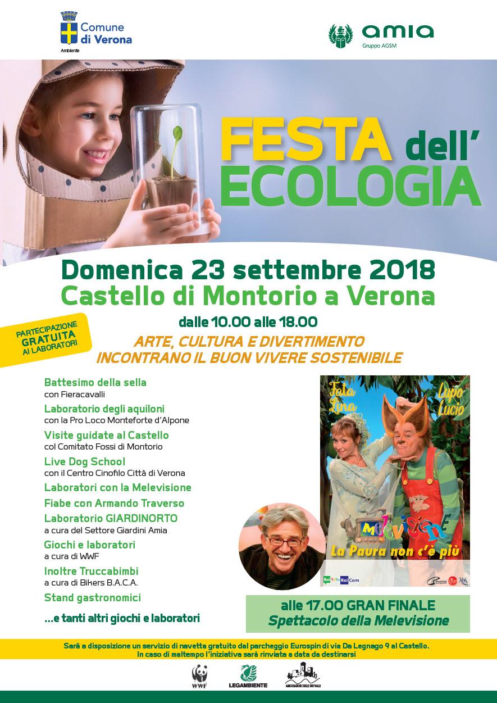 Festa dell'ecologia al Castello di Montorio @ Castello di Montorio | Veneto | Italia