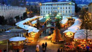 Gita ai Mercatini di Natale - Gruppo Tutti per Uno @ Piazza delle penne nere   Montorio   Veneto   Italia