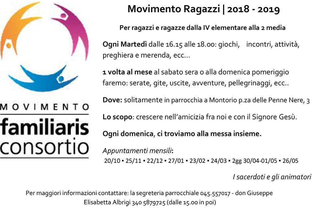MovRaga @ Salone Parrocchia / Movraga | Verona | Veneto | Italia