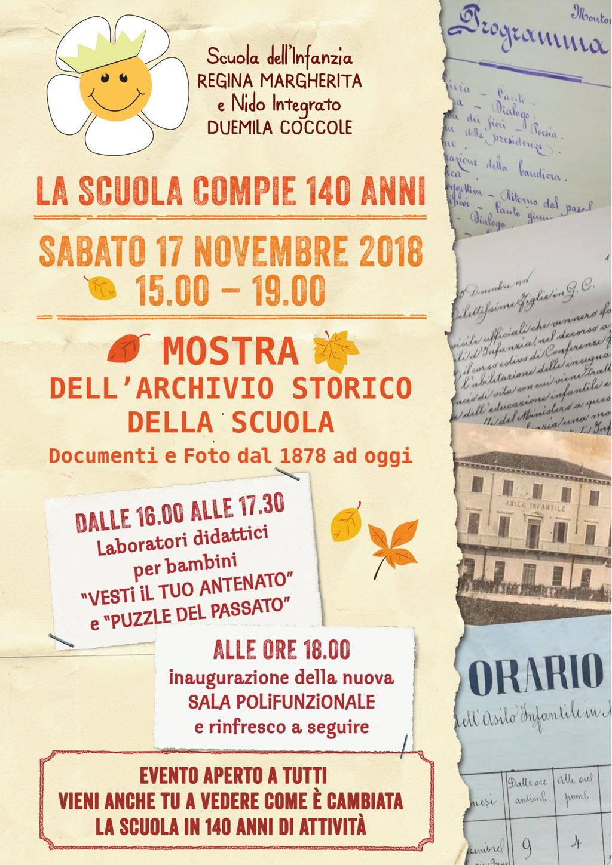 La Scuola Regina Margherita compie 140 anni @ Scuola Regina Margherita | Verona | Veneto | Italia