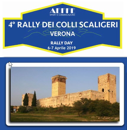 4° Rally dei Coli Scaligeri @ Montorio Veronese | Montorio | Veneto | Italia