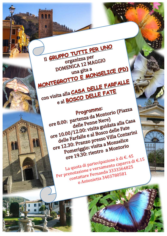 Gita a Montegrotto e Moselice @ partenza da Montorio | Montorio | Veneto | Italia