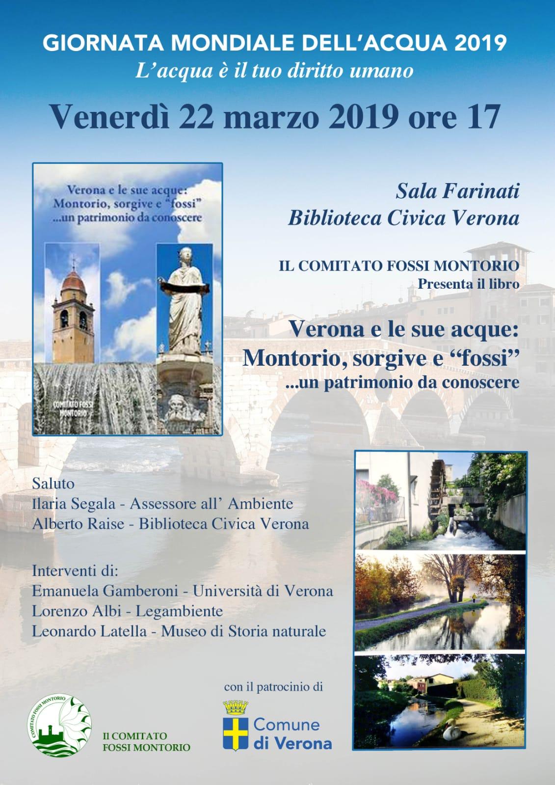 Presentazione libro - Comitato Fossi Montorio @ Sala Farinati - Biblioteca Civica Verona | Verona | Veneto | Italia