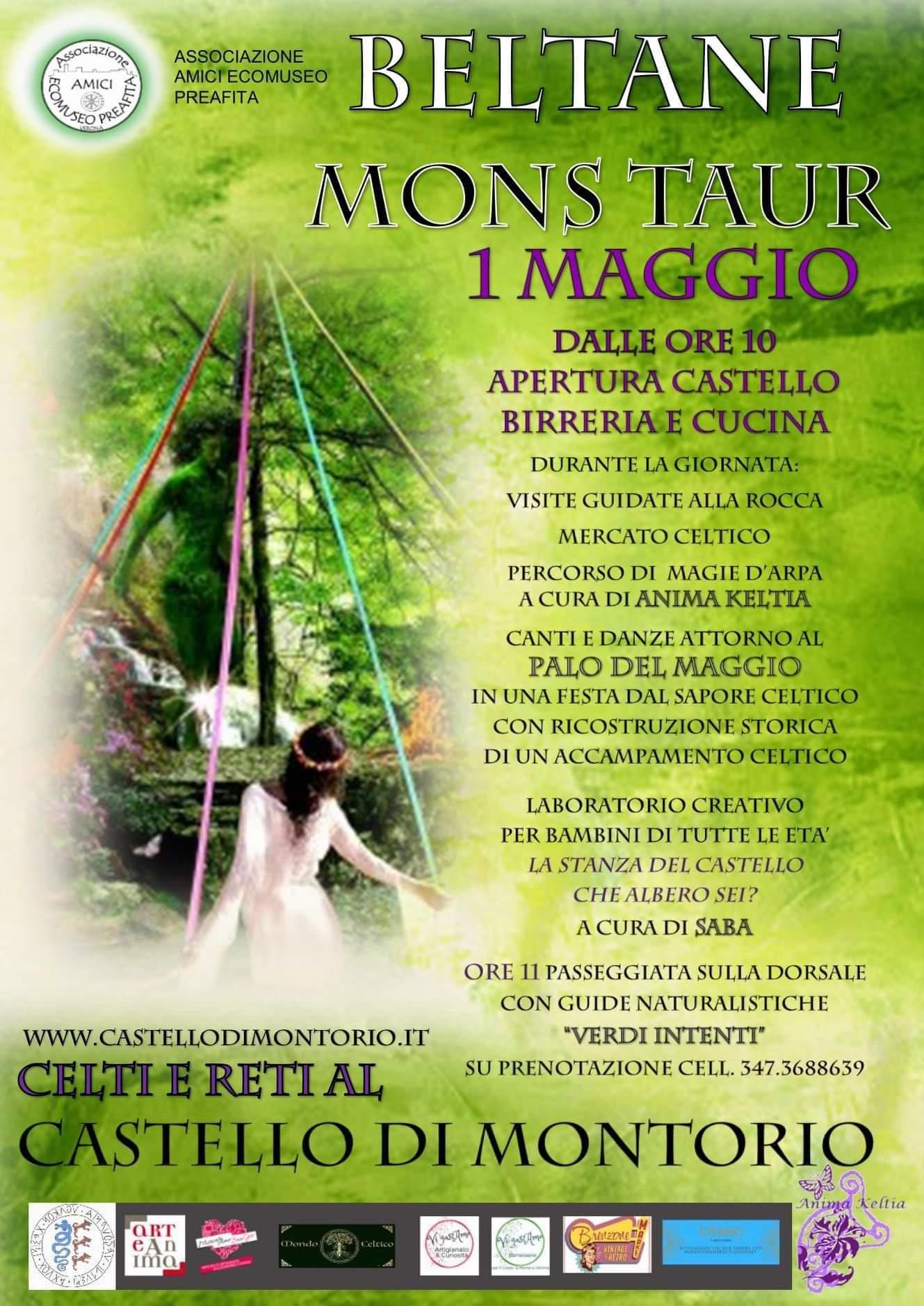 Beltane Mons Taur @ Castello di Montorio | Veneto | Italia