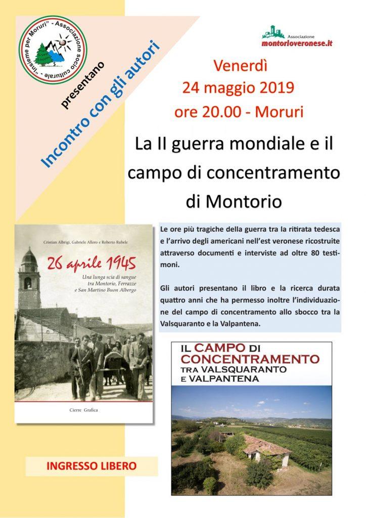 26 aprile 1945. Presentazione a Moruri @ moruri | Moruri | Veneto | Italia