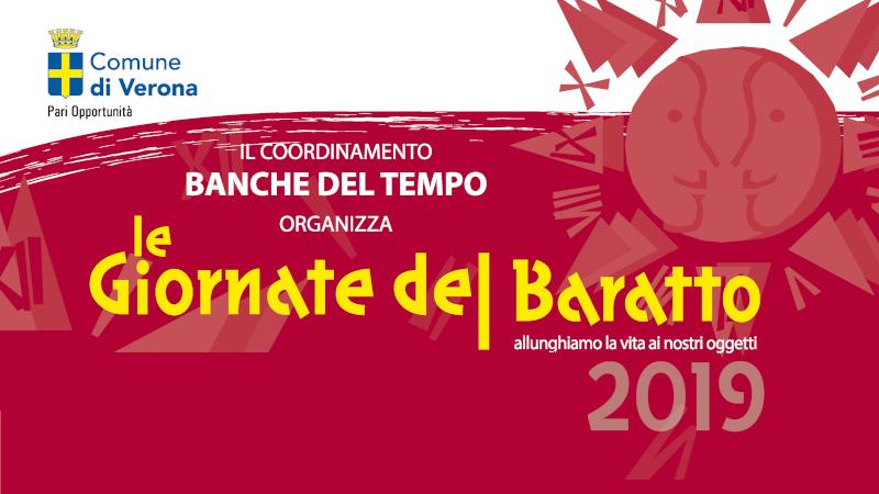 Le giornate del Baratto 2019 @ Sala polifunzionale Centro Culturale Montorio | Montorio | Veneto | Italia