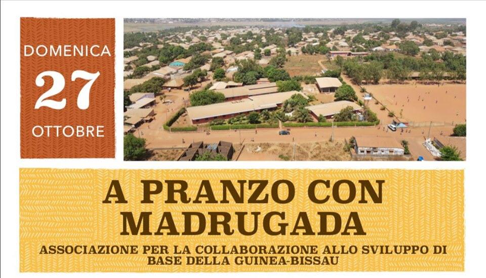 A Pranzo con Madrugada @ Circolo I Maggio | Verona | Veneto | Italia