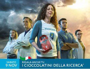 AIRC - I cioccolatini della ricerca 2019 @ Montorio piazza delle Penne Nere | Montorio | Veneto | Italia