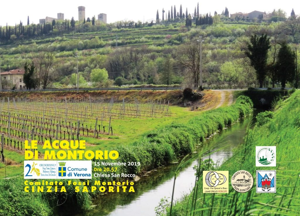 Le acque di Montorio ... a Quinzano @ Chiesa di San Rocco - Quinzano | Veneto | Italia